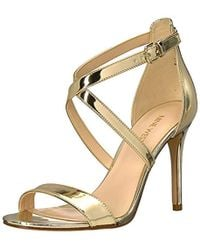 Nine West - Mydebut Synthetic Sandal - Lyst