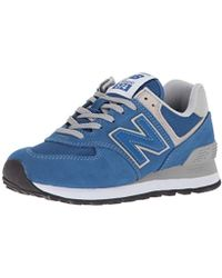 cf60089e65938 New Balance 565 Trainers in Green for Men - Lyst