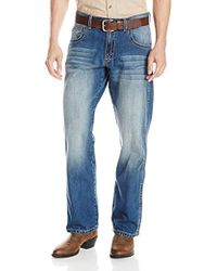 Wrangler - 's Retro Relaxed Fit Boot Cut Jean - Lyst