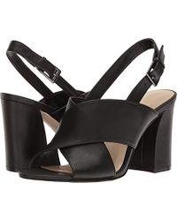 Nine West - Healta Leathere Dress Sandal - Lyst