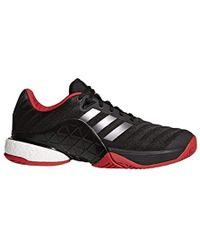 online store 06952 d5725 adidas - Barricade 2018 Tennis Shoe - Lyst