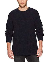 Nudie Jeans - Hans Structure Knit - Lyst