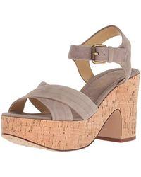 Splendid - Flaire Wedge Sandal - Lyst