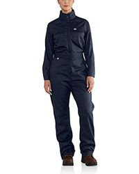 Carhartt - Flame Resistant S Rugged Flex Twill Coverall, - Lyst