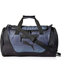 5d8385b2e4 Lyst - Puma Winger Duffel Bag in Green for Men