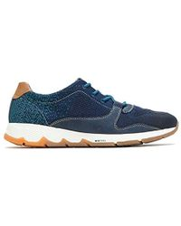 Hush Puppies - Ts Field Knit Lace Up Sneakers - Wide Width Available - Lyst