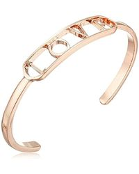 BCBGeneration - Bcbg Generation Love Cuff Bracelet - Lyst