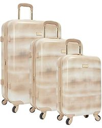 Vince Camuto - 3 Piece Hardside Expandable Spinner Set - Lyst