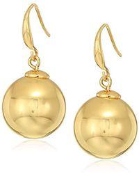 Trina Turk - Beads In Bloom Bead Drop Earrings - Lyst