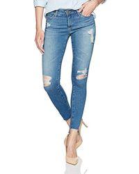 AG Jeans - The Middi Legging Ankle Uneven Hem - Lyst