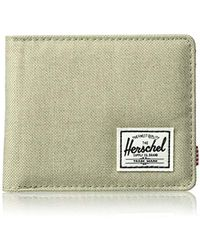 Herschel Supply Co. - Roy Rfid Wallet + Coin - Lyst