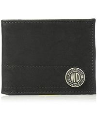 Dickies - Rfid Blocking Bifold Wallet With Chain , -black, One Size - Lyst