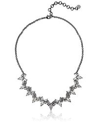 Nicole Miller - Nmny Cosmic Statement Collar Necklace - Lyst
