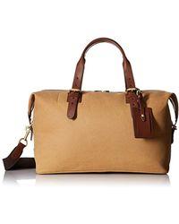 cd762683dc19 Lyst - Cole Haan  grafton  Duffel Bag in Gray for Men