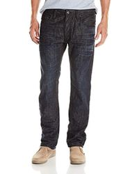 DIESEL - Safado Regular Slim Straight-leg Jean 0u801 - Lyst