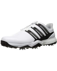 check out 54df8 c0235 adidas - Powerband Boa Boost Golf Shoes - Lyst