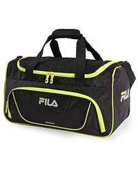 acb8220a7291 Fila - Ace 2 Small Duffel Gym Sports Bag Gym Bag - Lyst