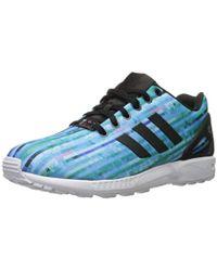 adidas Originals - Zx Flux Fashion Sneaker - Lyst