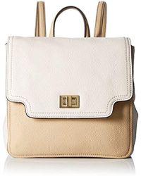 Calvin Klein - Ashley Pebble Backpack - Lyst