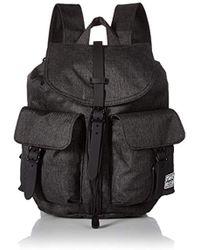 f0c66d577a Lyst - Stussy Herschel X Dot Settlement Backpack in Black for Men