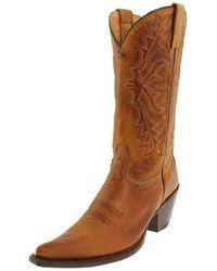 Stetson - Caitlin Mid-calf Boot - Lyst