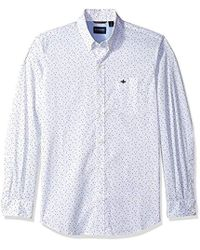 954ce4d1294 Dockers - Long Sleeve Button Front Shirts - Lyst