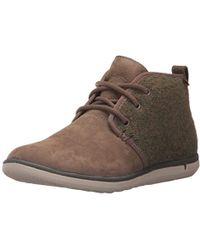 Merrell Duskair Maui Chukka Fashion Sneaker - Brown