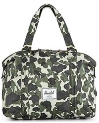 2eaa6d8e3c75 Lyst - Herschel Supply Co. Strand 20l Duffel in Blue