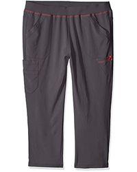 Carhartt - Petite Plus Cross-flex Size Straight Leg Knit Waist Cargo Scrub Pant - Lyst