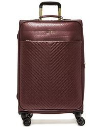 """Guess - Halley 24"""" Spinner 8-wheeler Bordeaux - Lyst"""