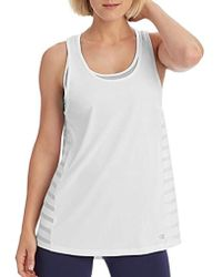 Champion - Train Tank With Built In Bra - Lyst