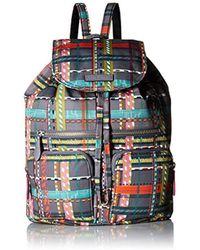 Vera Bradley - Midtown Cargo Backpack, Polyester - Lyst