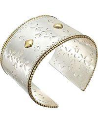 Lucky Brand - S Statement Cuff Bracelet - Lyst