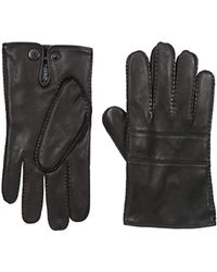 Theory - Grevor Classic Nappa Leather Gloves - Lyst