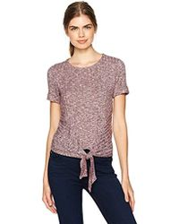 Lucky Brand - Front Tie Top - Lyst