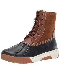 Lyst - Polo Ralph Lauren Men s Declan Leather Boot in Brown for Men 16b919569