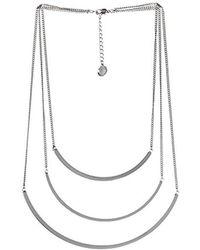 BCBGeneration - Bcbg Generation Triple Layer Necklace - Lyst
