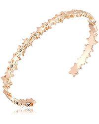 Rebecca Minkoff - Stargazing Cuff Bracelet - Lyst