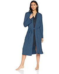 N Natori - Brushed Sweater Knit Robe, - Lyst