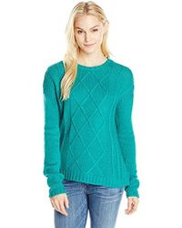 Buffalo David Bitton - Bullette Sequin Elbow Patch Pullover Sweater - Lyst