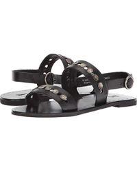 fb85ca64531c2c Lyst - Ron White Ally Slingback Sandal in Black