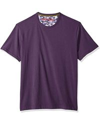 Robert Graham - Neo Short Sleeve Crewneck T-shirt - Lyst