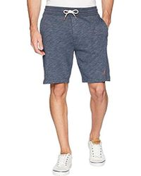 Nautica - Active Fit Terry Short - Lyst