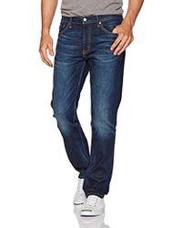 db0bf97fe Levi's Despacito 512 Slim Taper Jeans in Blue for Men - Lyst