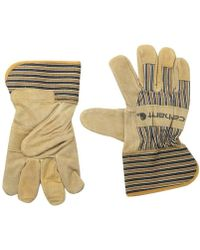 Carhartt - Suede Work Glove With Safety Cuff - Lyst