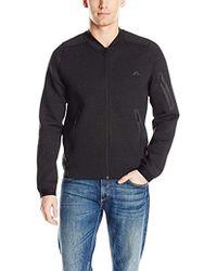 J.Lindeberg - M Athletic Jacket Tech Sweat - Lyst