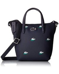 Lacoste - Xs Shopping Cross Bag, Nf2621cx - Lyst