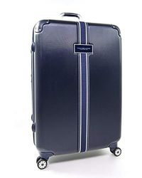 """Tommy Hilfiger - Classic Hardside 28"""" Expandable Hardside Spinner Suitcase - Lyst"""