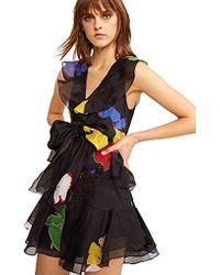 Cynthia Rowley - Wallflower Rainbow Poppy Dress - Lyst