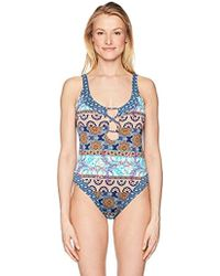 Sperry Top-Sider - Calypso Island One Piece Swimsuit - Lyst